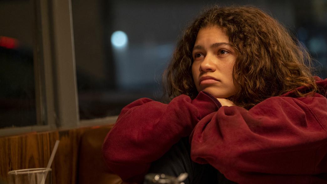 """זנדאיה, """"אופוריה"""" (צילום: Eddy Chen\HBO באדיבות yes)"""