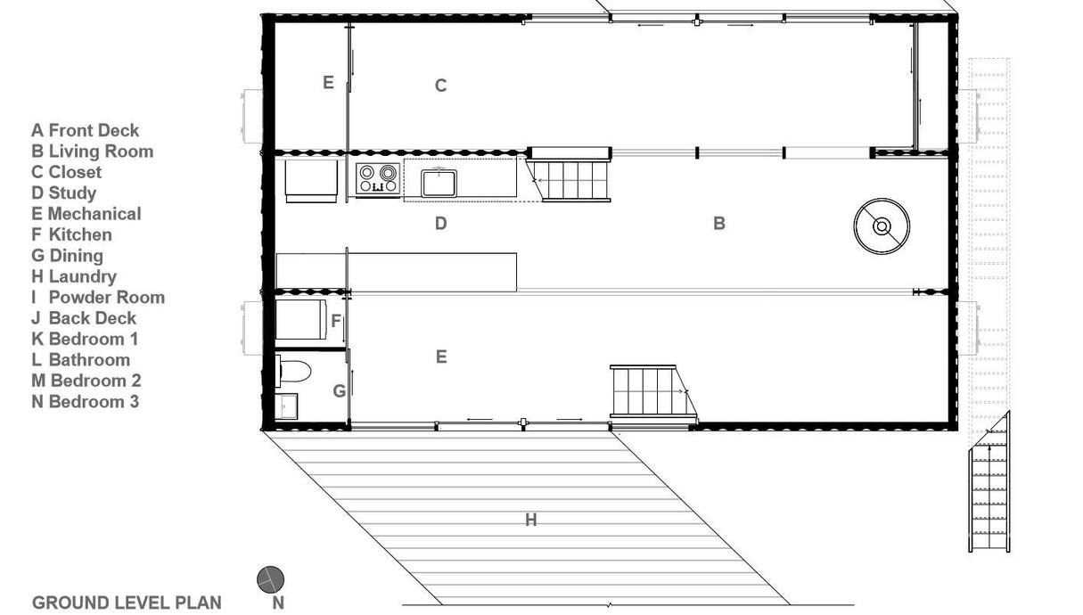 בית מכולה - 2