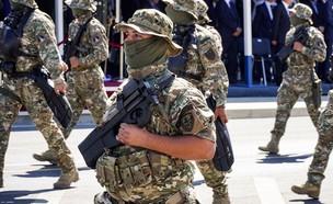 כוחות המשמר (צילום: ISSA/AFP, GettyImages)