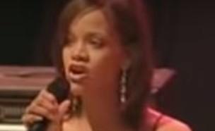 ריהאנה בת 15 (צילום: youtube)