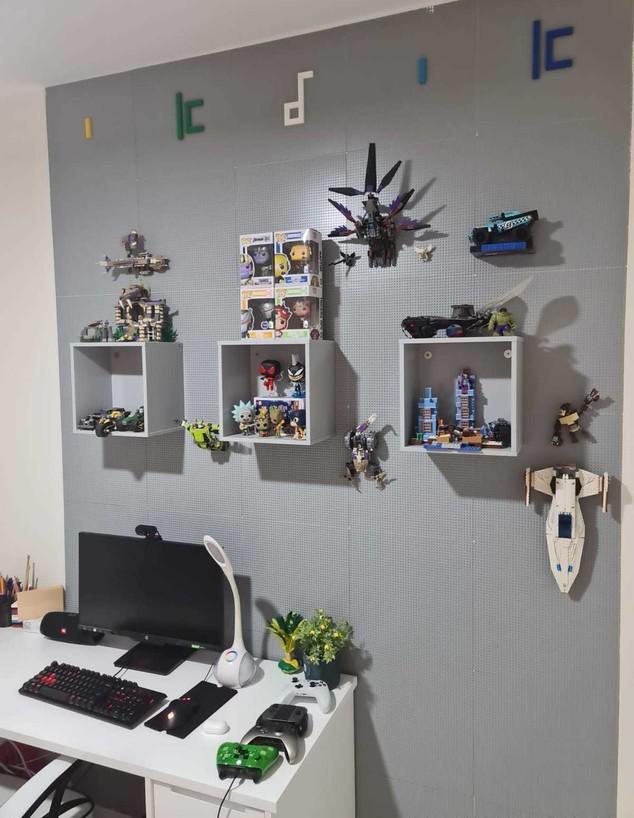 חדר ילדים פעיל, ג, עיצוב עידו לאור (צילום: עידו לאור)