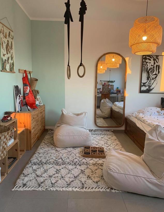חדר ילדים פעיל, ג, עיצוב אודליה לוי (צילום: אודליה לוי)