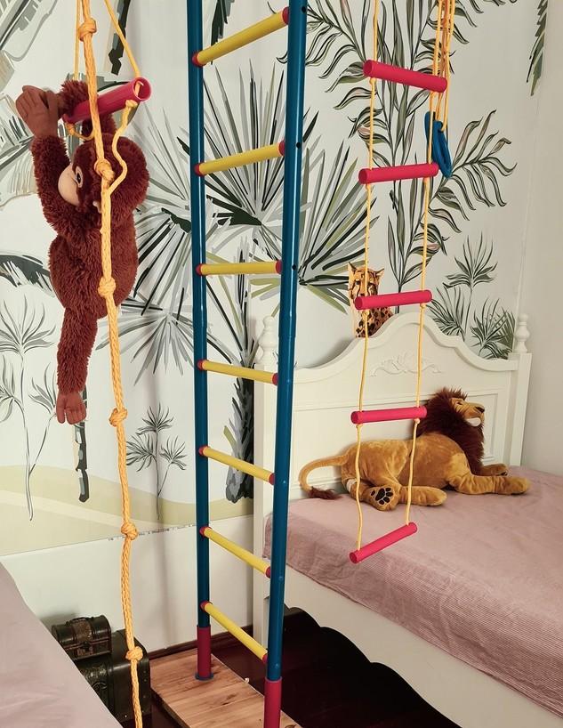 חדר ילדים פעיל, ג, עיצוב אנה שוראפי (צילום: אנה שוראפי)