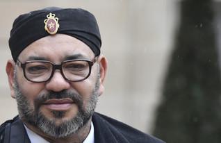 מלך מרוקו (צילום: מתוך פייסבוק)