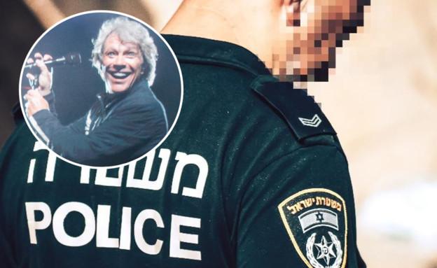 שוטר (צילום: shutterstock | jose HERNANDEZ Camera 51, אורית פניני)