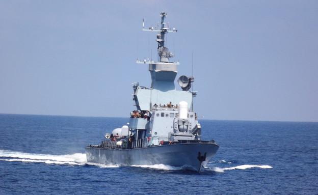 הספינה (צילום: שי לוי)