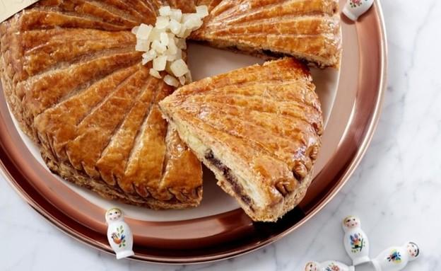 """עוגת המלכים של מייזון קיזר (צילום: GLOBAL PR MAISON KAYSER, יח""""צ)"""