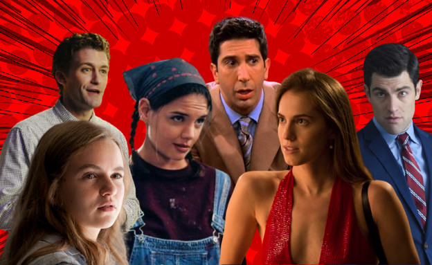 דמויות מעצבנות (צילום: שאטרסטוק, נטפליקס, יס, HBO)