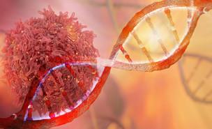 דנא חולה סרטן (אילוסטרציה: CI Photos, shutterstock)