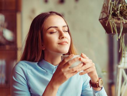 הפסקת קפה (צילום: shutterstock By HBRH)