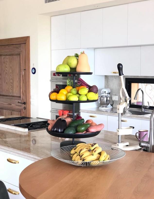 אחסון פירות וירקות, ג, עיצוב טלי גולד (צילום: טלי גולד)