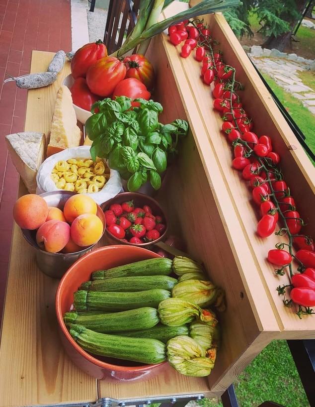 אחסון פירות וירקות, ג, שלפי - 1 (צילום: ארז רוזנבלט)