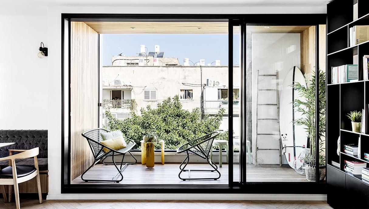 דירה בתל אביב, עיצוב יפעת מטוס - 8