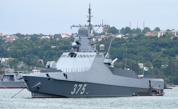 הספינה (צילום: A.Brichevsky/kchf.ru)