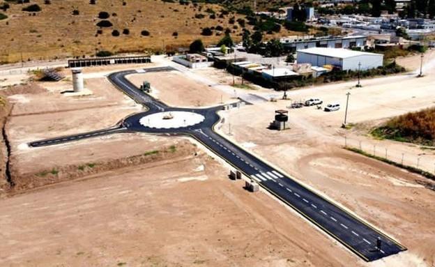 """המתחם (צילום: אתר צה""""ל)"""