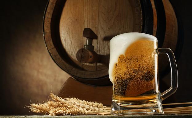 בירה (צילום: shutterstock By Aleksandra Zaitseva)