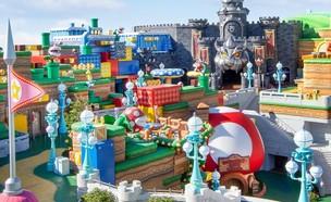 פארק שעשועים סופר-נינטנדו (צילום: (Universal Studios Japan (USJ)