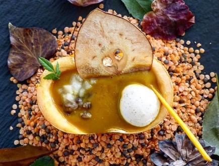 ONA- המסעדה הטבעונית זכתה במישלן (צילום: corabst, instagram)