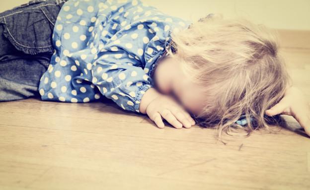 התעללות בתינוקות (צילום: 123RF)
