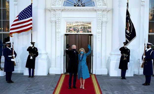 ביידן, הבית הלבן (צילום: רויטרס)