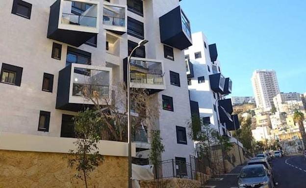 שכונת מגורים בואדי רושמייה, חיפה  (צילום: גיא נרדי, גלובס)