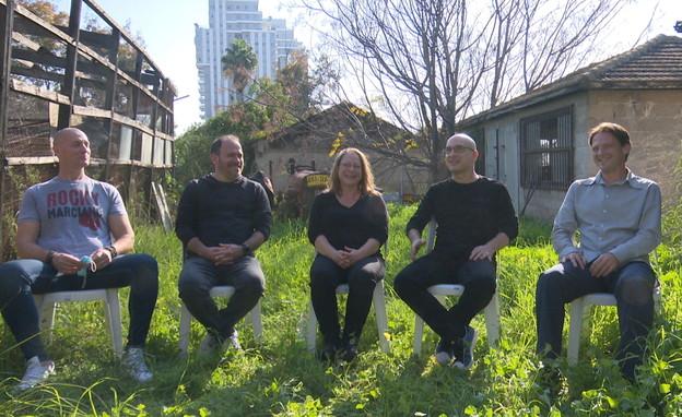 30 שנה ללהיט הקיץ האחרון: להקת שפיות זמנית מתאחדת (צילום: חדשות 12)