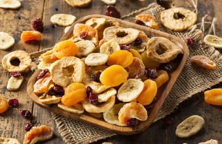 פירות יבשים  (צילום: shutterstock)
