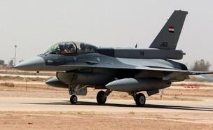 מטוס של החיל (צילום: SABAH ARAR/AFP, GettyImages)