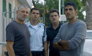 השוטרים (צילום: גיורא ביח, קשת 12)