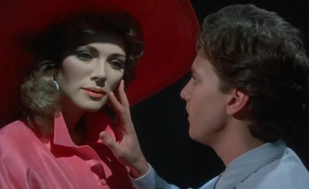 """קים קטרל ב""""אהבה בחלון הראווה"""" (צילום: יחסי ציבור)"""