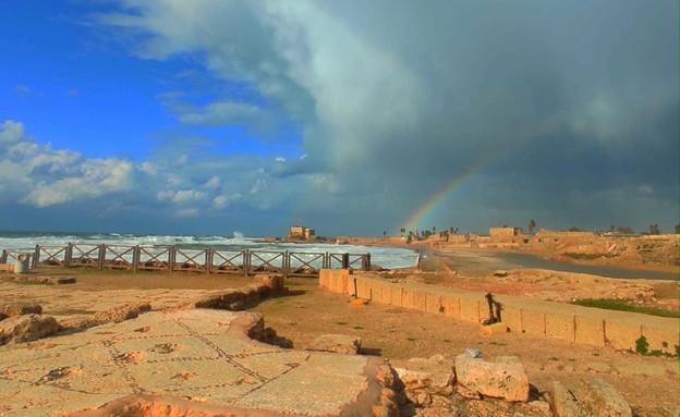 קיסריה (צילום: רשות הטבע והגנים)