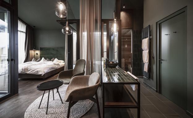מלון בטירול (צילום: Alex Filz, courtesy of NOA)