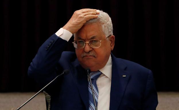מחמוד עבאס, אבו מאזן, הרשות הפלסטינית (צילום: רויטרס)