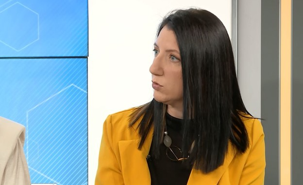 """דנה חיון (צילום: צילום מתוך התוכנית """"מומחים פלוס"""")"""