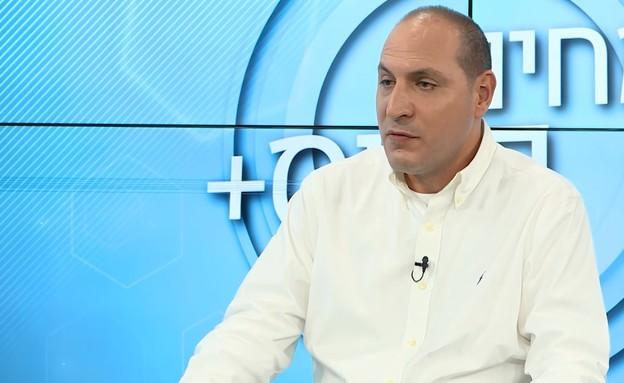 """דר יניב זיסמן (צילום: צילום מתוך התוכנית """"מומחים פלוס"""")"""