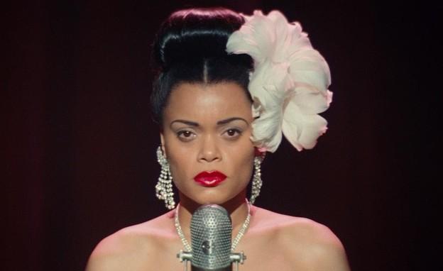 """מתוך """"The United States vs. Billie Holiday"""" (צילום: hulu)"""
