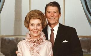 רונלד וננסי רייגן (צילום: באדיבות yes דוקו)