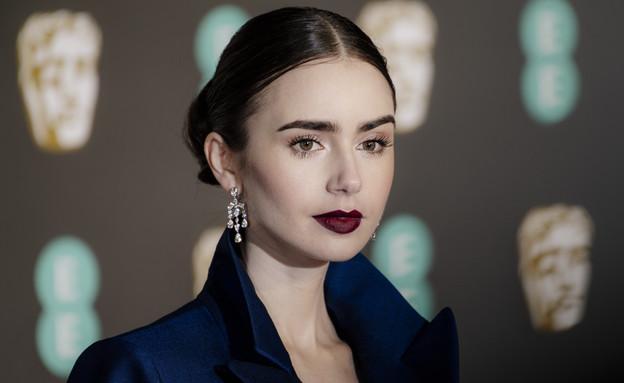 לילי קולינס, 2019 (צילום: Gareth Cattermole/Getty Images, GettyImages)