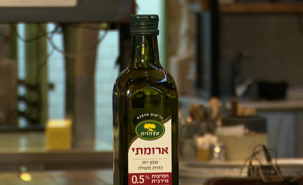 שמן זית עץ הזית (צילום: חדשות 12)