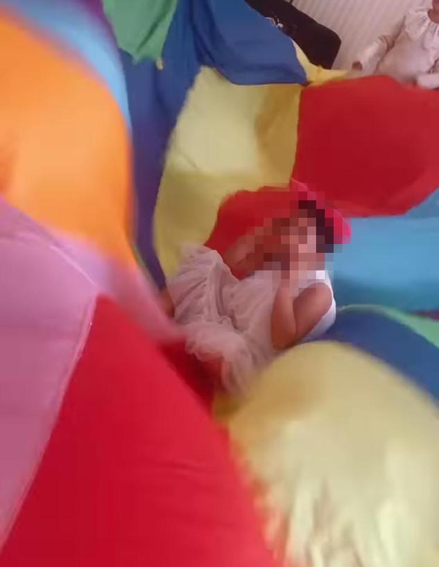 עינב בובליל חגגה יום הולדת לבת שלה. ינואר 2021 (צילום: מתוך עמוד האינסטגרם של עינב בובליל)