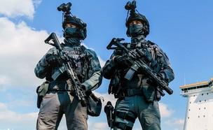 כוחות מיוחדים (צילום: MARCO DE SWART/AFP, GettyImages)