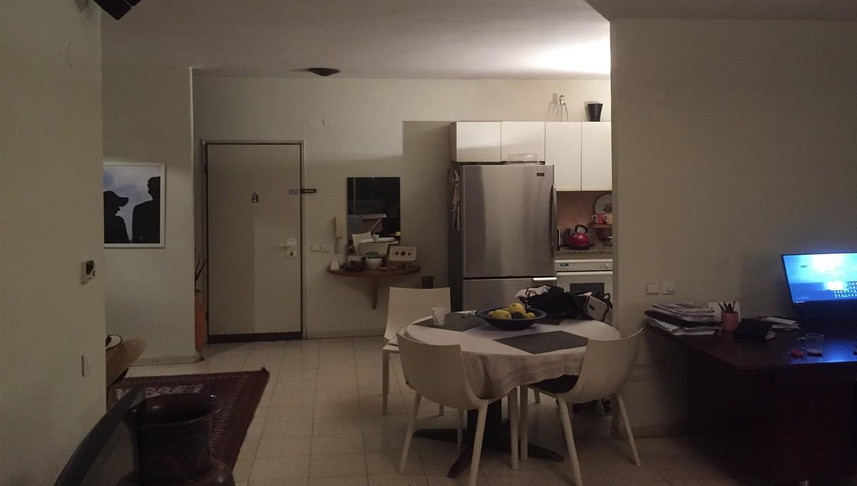 דירה בהרצליה, עיצוב יובל הורוביץ, לפני שיפוץ