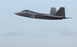 המטוס (צילום: Alex R. Lloyd/USAF)