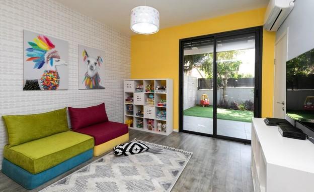 פינות משפחה, עיצוב אורית וילקר באדיבות רשת השטיח האדום (צילום: המל צילום)