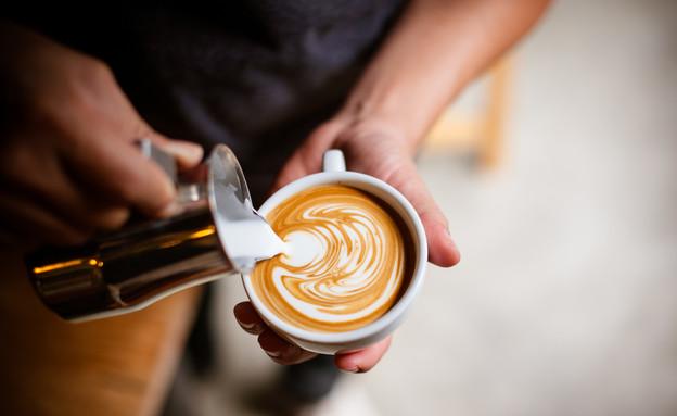 קפה (צילום: shutterstock By I love coffee)