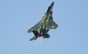 המטוס (צילום: Boeing)