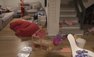 הורים על הקצה (צילום: חדשות 12)