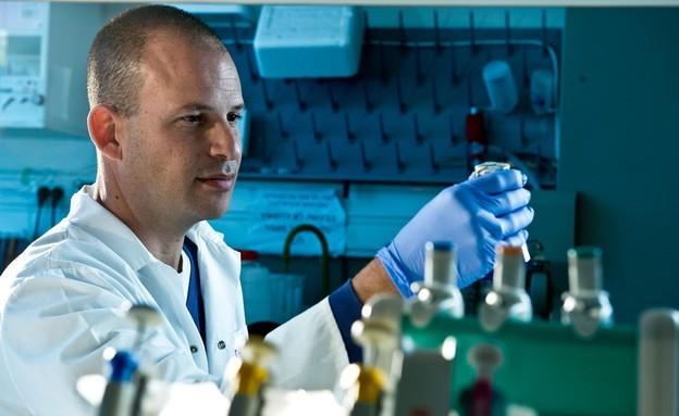 פרופסור ניב פפו  (צילום: דני מיכלס, אוניברסיטת בן גוריון בנגב)