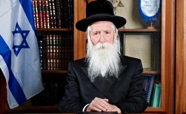 """הרב יצחק דוד גרוסמן, עמותת """"מגדל אור"""" (צילום: מגדל אור)"""