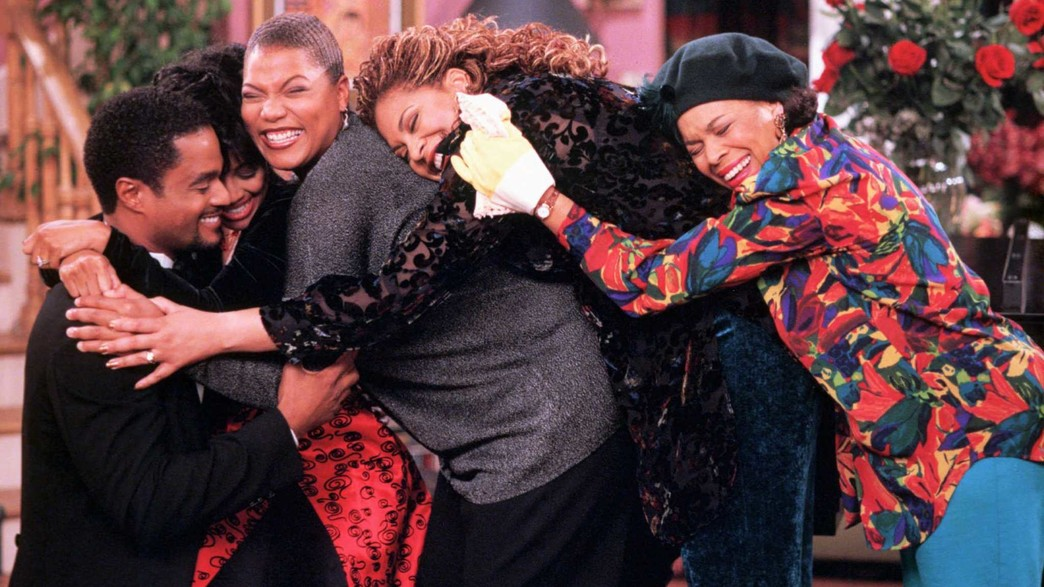 "מתוך ""Living Single"" (צילום: Warner Bros. Television Distribution, צילום מסך)"